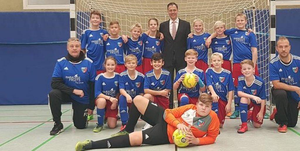 csm Fussball D Jugend Trikos de67f16081