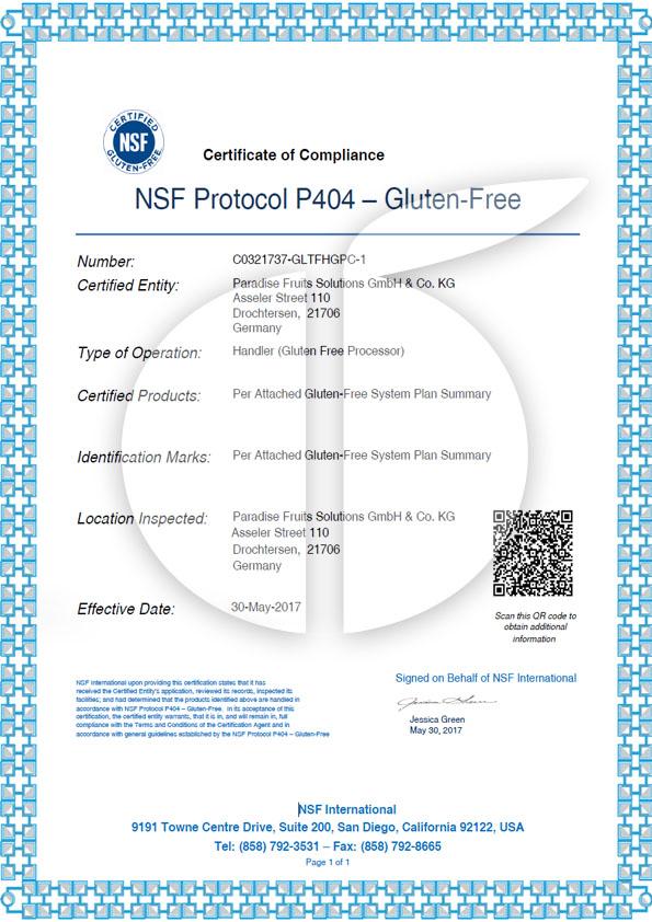 C0321737 GLTFHGPC 1 CERT