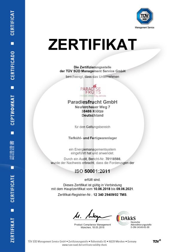ISO Kloetze