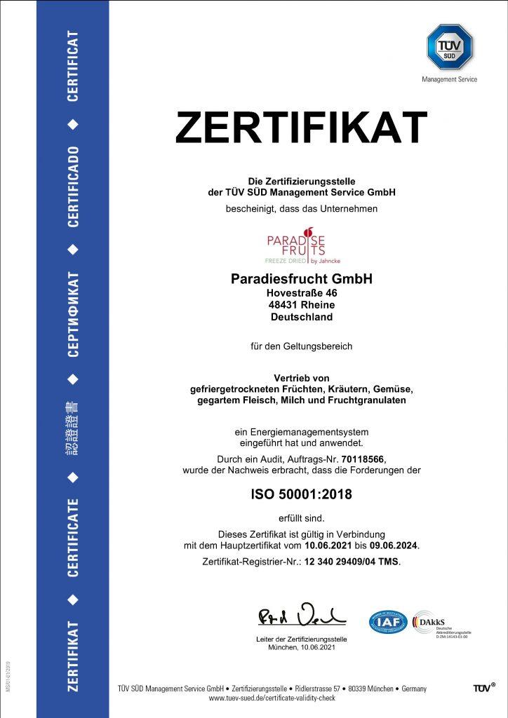 ISO Rheine deutsch